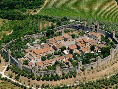 Monteriggioni | Cosa vedere a Monteriggioni