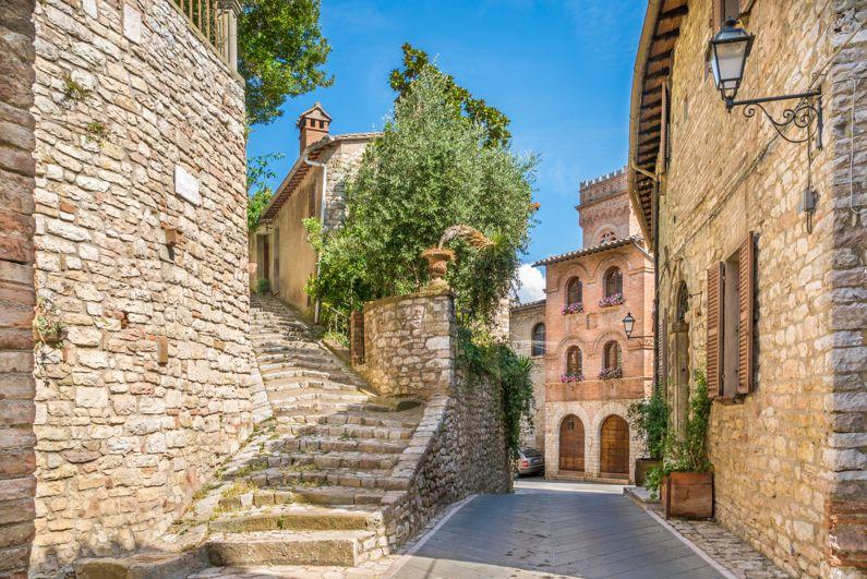 Corciano (PG) | Cosa vedere nel borgo dell'Umbria