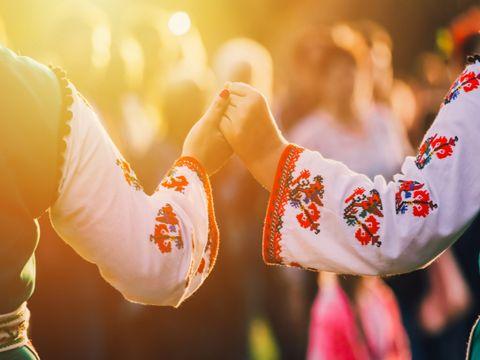 Eventi tradizionali nel borgo