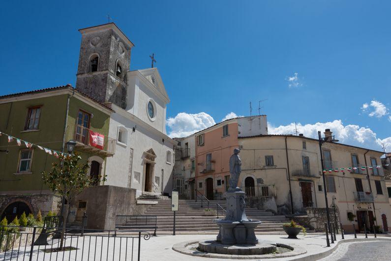 Fornelli (IS)   I monumenti e i luoghi più belli da vedere nel borgo