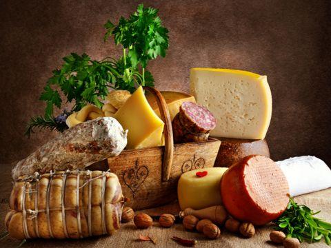 Prodotti tipici locale e cucina tradizionale
