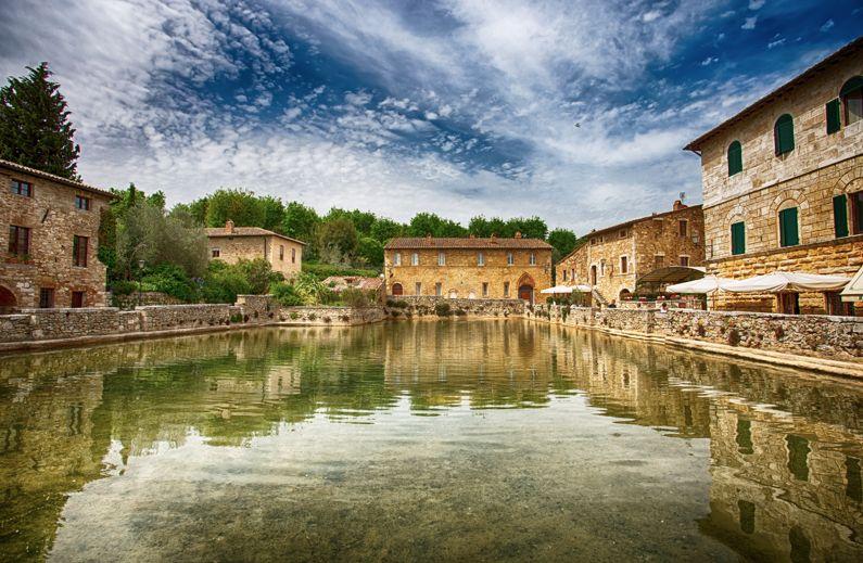 Bagno Vignoni (SI) | Cosa vedere nel borgo toscano
