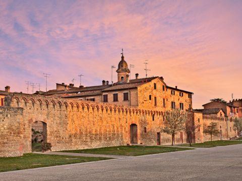 Buonconvento (SI) | Cosa vedere nel borgo toscano