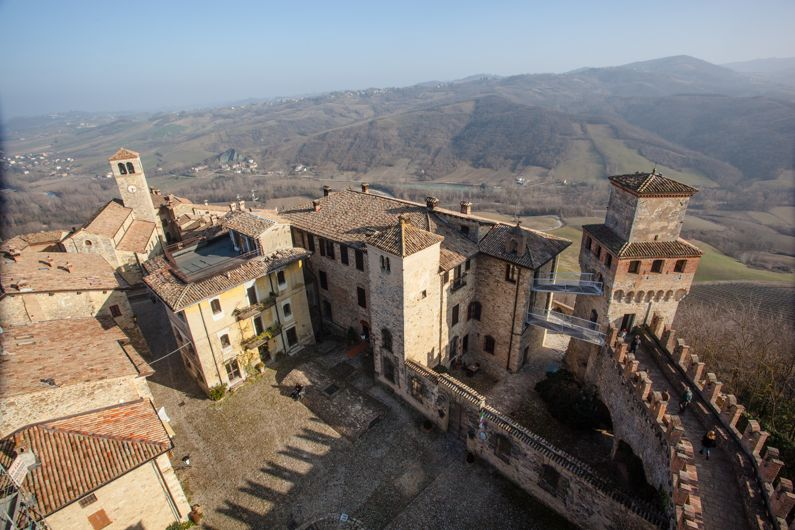 I Luoghi più belli vicino a Vigoleno (PC) | Borghi Storici
