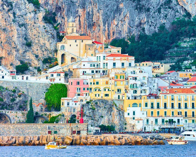 Cosa vedere nei dintorni di Amalfi   Borghi Storici