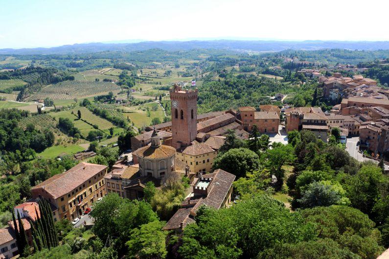 San Miniato (PI)   Cosa vedere nel borgo   Borghi Storici