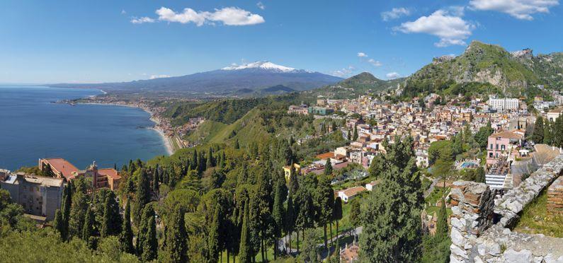 Taormina (ME)   Cosa vedere nel borgo siciliano