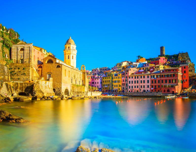 I dintorni di Riomaggiore | Borghi Storici
