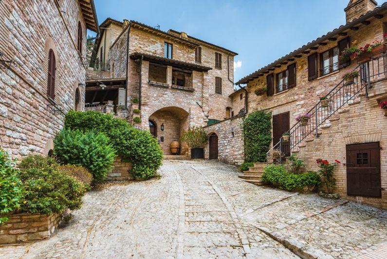 I dintorni di Montefalco (Spello) | Borghi Storici